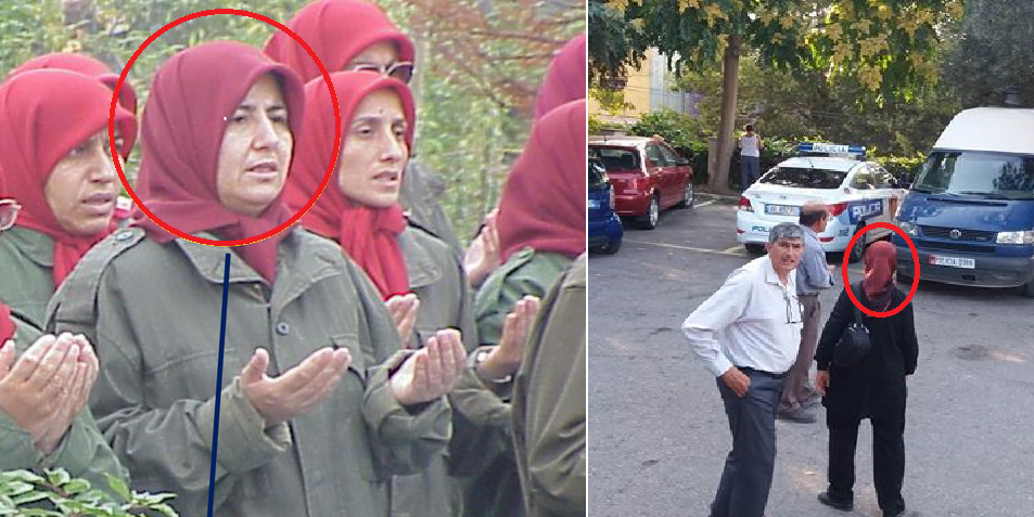 Albanian_Police_No_Match_For_MEK_Rajavi_Cult_ Saddam_Mukhabarat