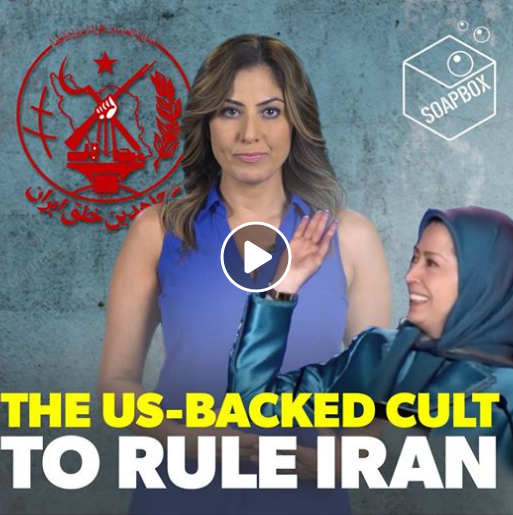 This death cult is Uncle Sam's choice of 'good guys' to replace Iran's clerics
