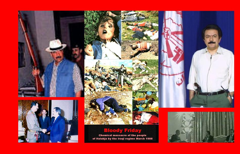 Mojahedin Khalq (MKO, MEK, Rajavi cult) leaders liable for members' killings in Iraq