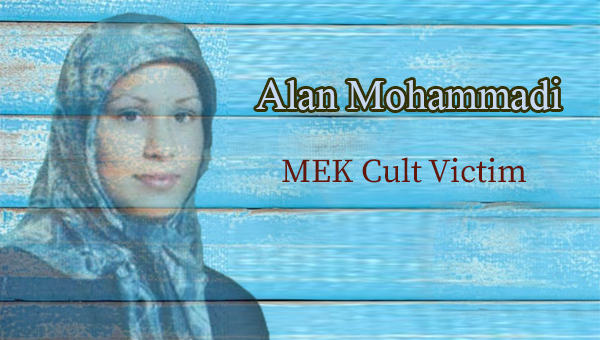MEK and Children – Alan Mohammadi