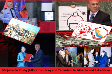 MEK National Security Threat to Albania ; Gjergji Thanasi