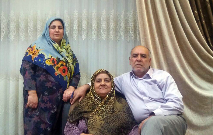 Atabay Family hostages MEK Maryam Rajavi Cult Albania 2