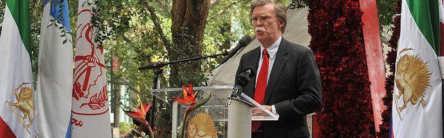 John Bolton MEK and other fake oppositions discrediting Iran's authentic opposition