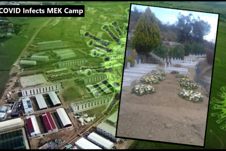 Covid-19 In MEK Camp - Needs Urgent Intervention