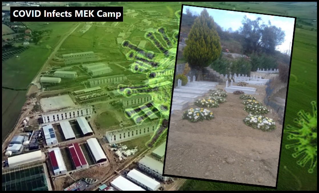 COVID Infects MEK Camp Ashraf 3