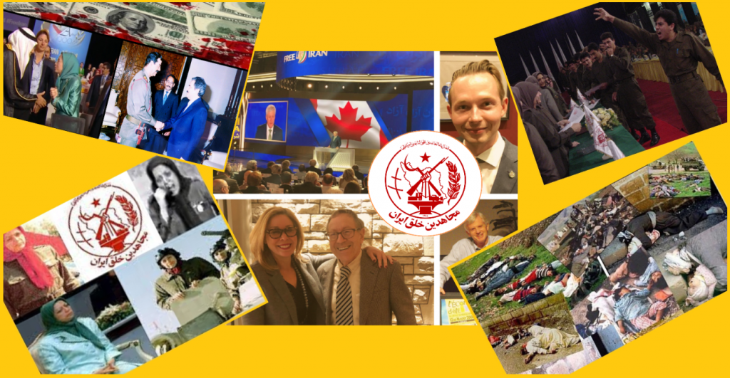 Canadian Politicians and MEK , Iranian Mojahedin-e-Khalq in Albania