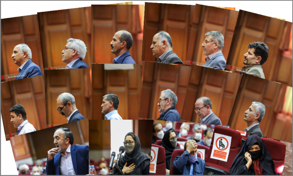 Dead Rajavi Raving Mad at International Court
