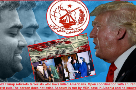 MEK in denial over Trump loss