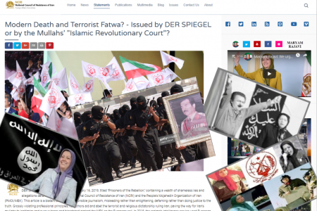 Devil Lives In Tirana . Mujahedin-e Khalq (MEK or Rajavi Cult)