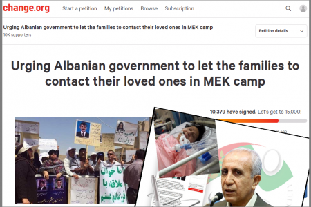 Families Write to Albanian PM Adviser Endri Fuga