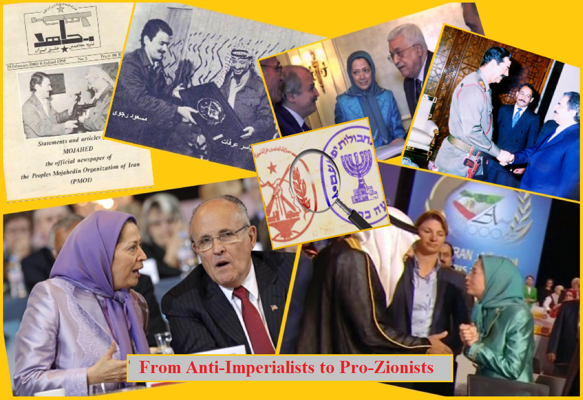 From Anti-Imperialists to Pro-Zionists - Iran Interlink Weekly Digest