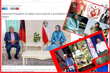 Ali Safavi and MEK Fake News Exposed In Albania