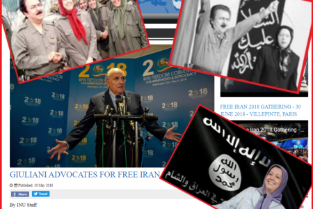 Iran Fighting US Sponsored ISIS and MEK Iran Interlink Weekly Digest