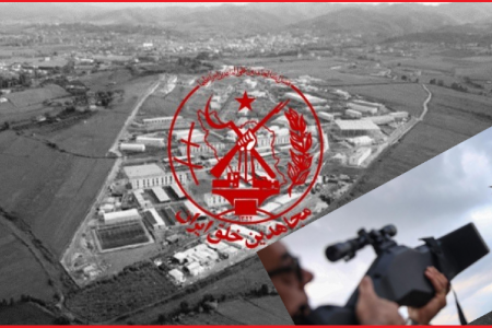 Is MEK arming itself with anti-drone rifles