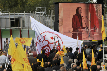 Maryam Rajavi imagined Ehsan Bidi is a pushover