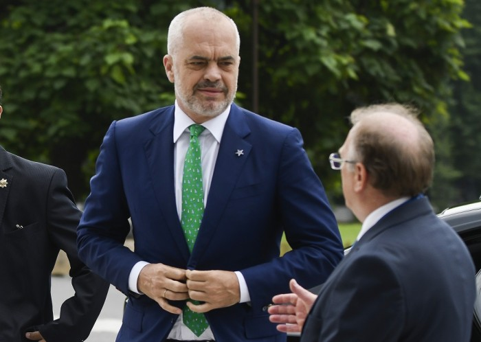Edi Rama, Prime Minister of Albania | CEEC-China 2018