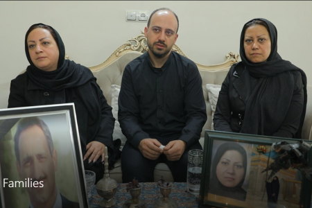 MEK Families Appeal To Intl. Human Right Bodies
