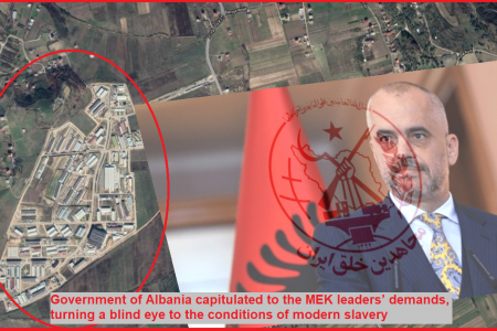 MEK Problem For Albania Not Iran