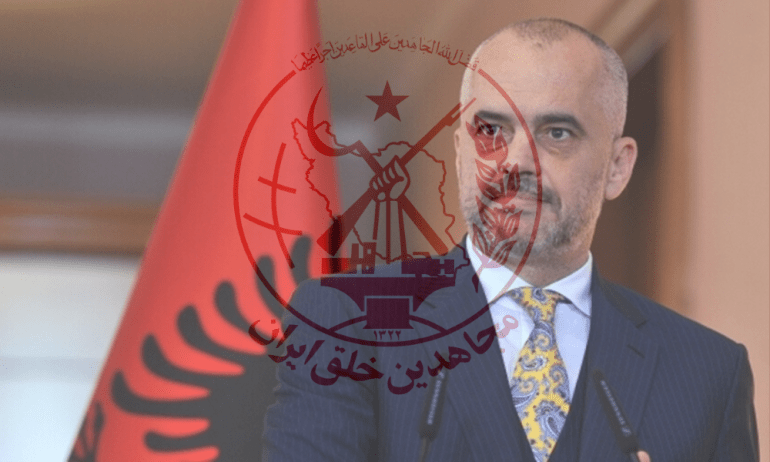 Anne Khodabandeh : MEK Families Petition Addressing Albanian PM