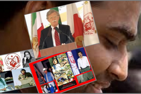 Why are Journalists Iranian spies according to the MEK?