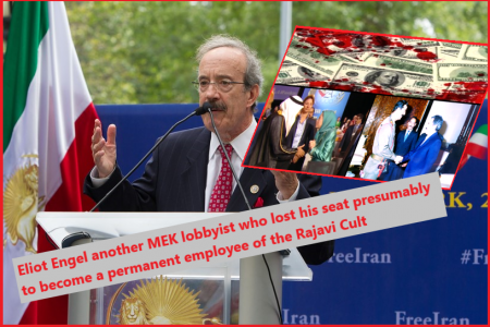 MEK Lobbyist Eliot Engel Lost His Seat