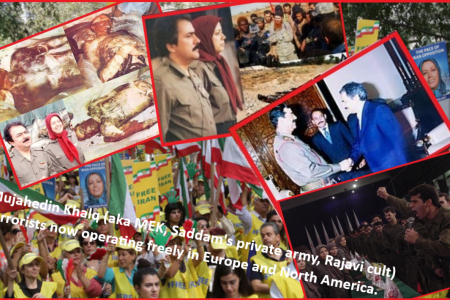 Belgium must show zero tolerance toward violent MEK cult - Open letter to Koen Geens