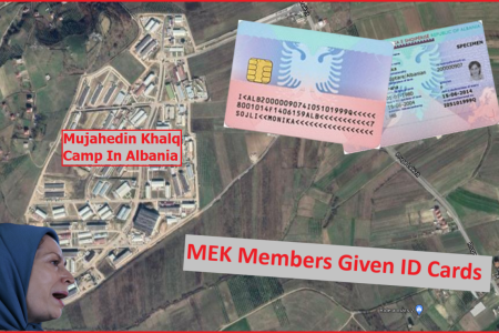 MEK Members Given ID Cards