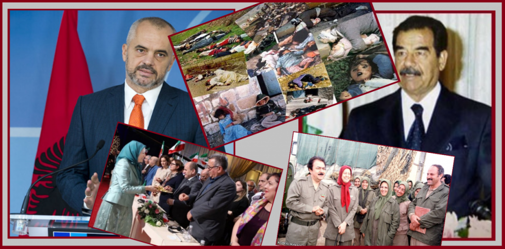 Albania Stops Iranian Families Meeting Their Relatives in MEK. Why?