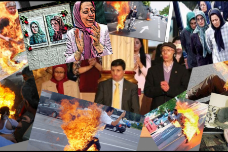MEK and Violence - Anniversary of 17 June 2003 1