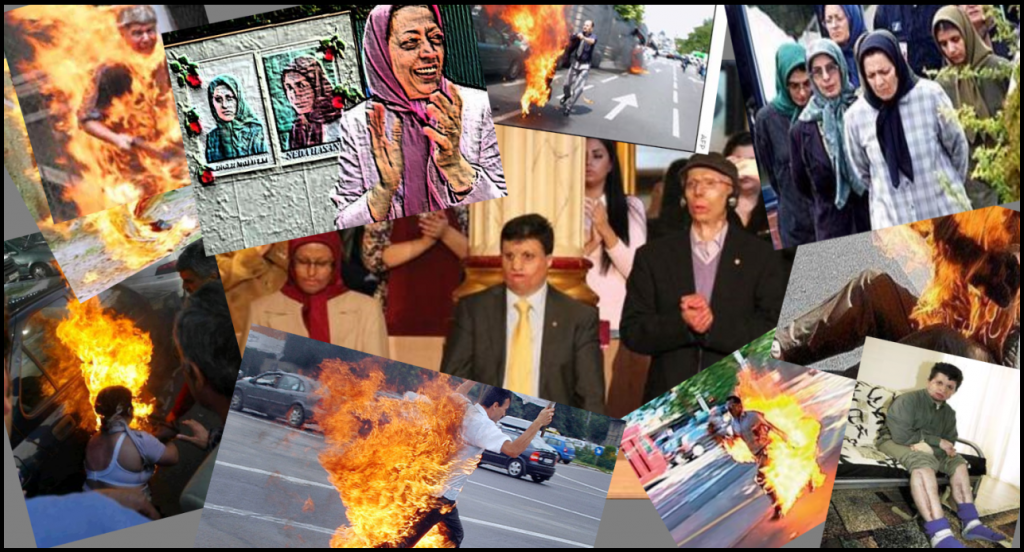 MEK and Violence - Anniversary of 17 June 2003