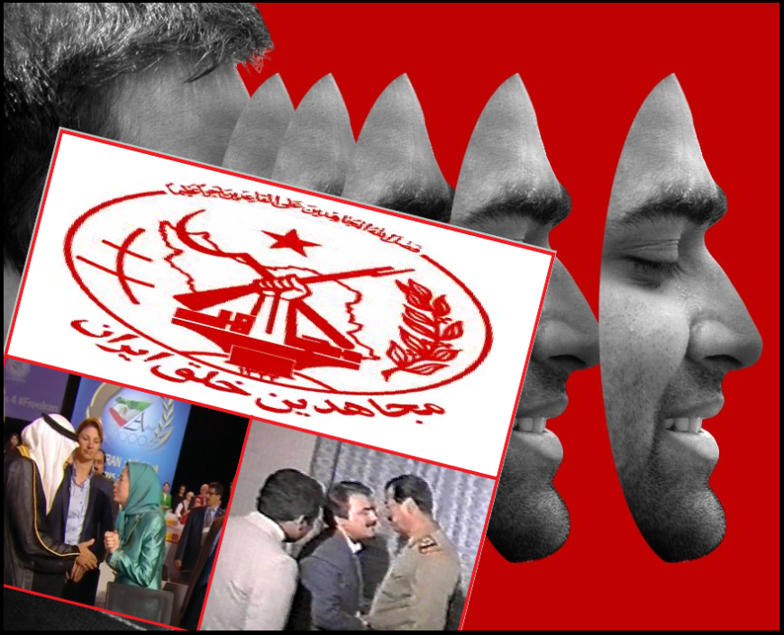 "White House MEK Trolls and the Iran Case "" Heshmat Alavi Gate "" , Trump and MEK"