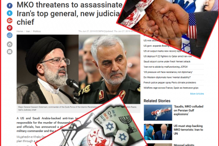 MKO plans to assassinate Iranians Iran Interlink Weekly Digest