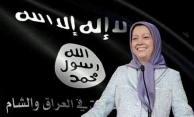 Mojahedin Khalq (MKO, NCRI, Rajavi cult) terrorists openly declare support for ISIL, terror acts