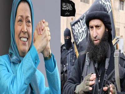 International meeting for ISIL in France (Mojahedin Khalq, MKO, MEK, Rajavi cult)