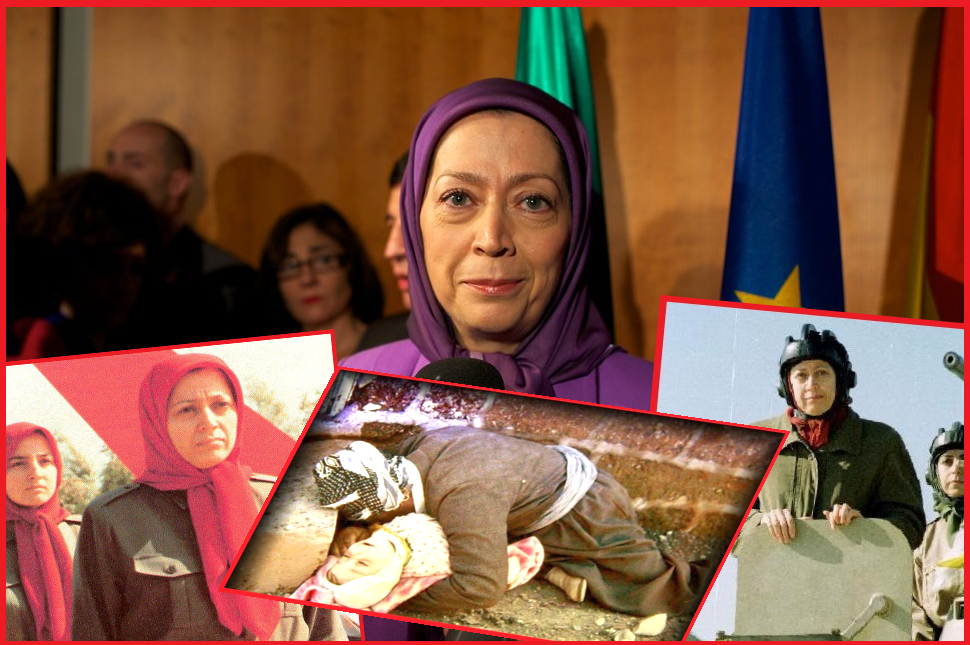 Maryam Rajavi In Hiding - Iran Interlink Weekly Digest – Aug 21, 2020