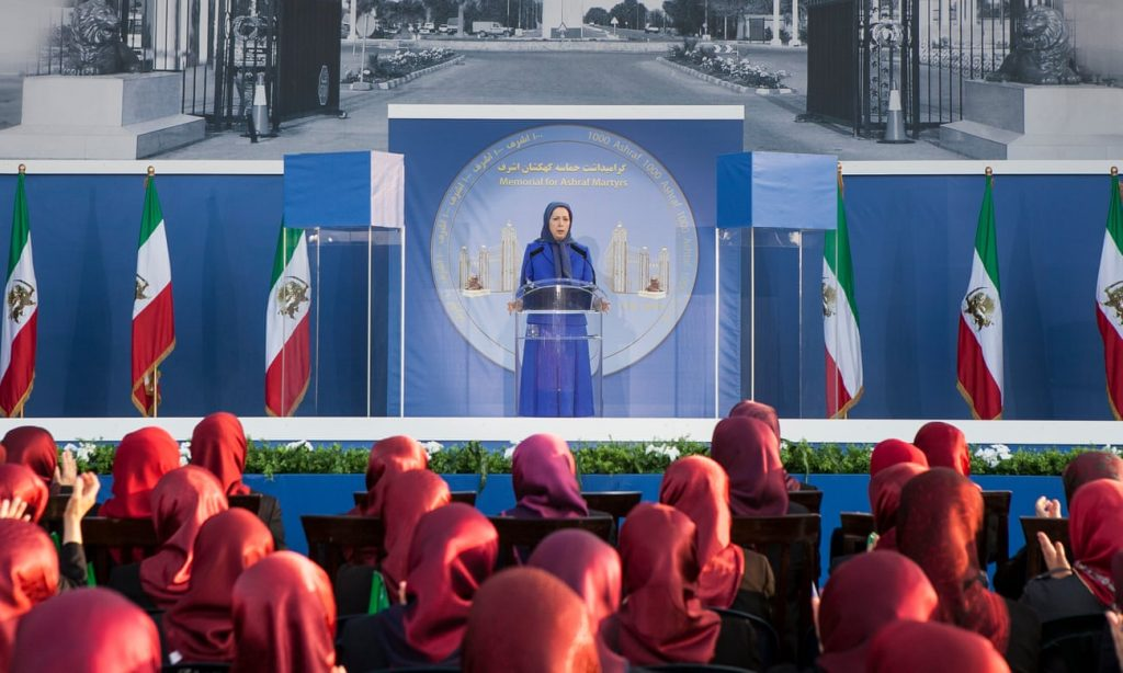 Mojahedin Khalq Maryam Rajavi Terrorists, cultists – or champions of Iranian democracy?