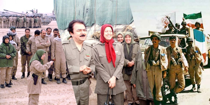 Massoud Rajavi Biography 7