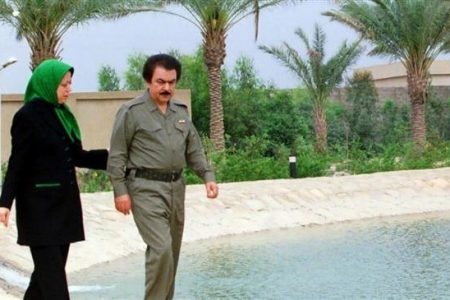 Massoud_Maryam_Rajavi_Mojahedin_Khalq_MEK_MKO_NCRI_Saddam_Private_Army