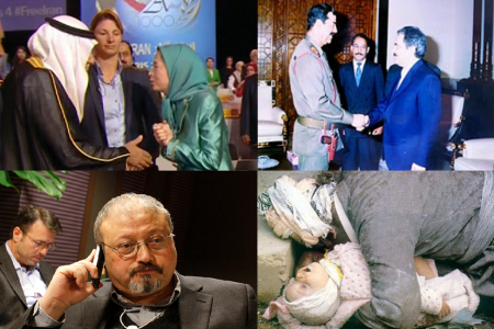 Maryam Rajavi MEK Cult Fake Journalists Ilan Berman Whitewashing MEK