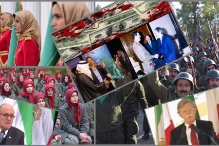 Mujahedeen Khalq - MEK - touted as viable alternative