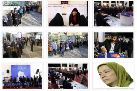 Rajavi And Presidential Election