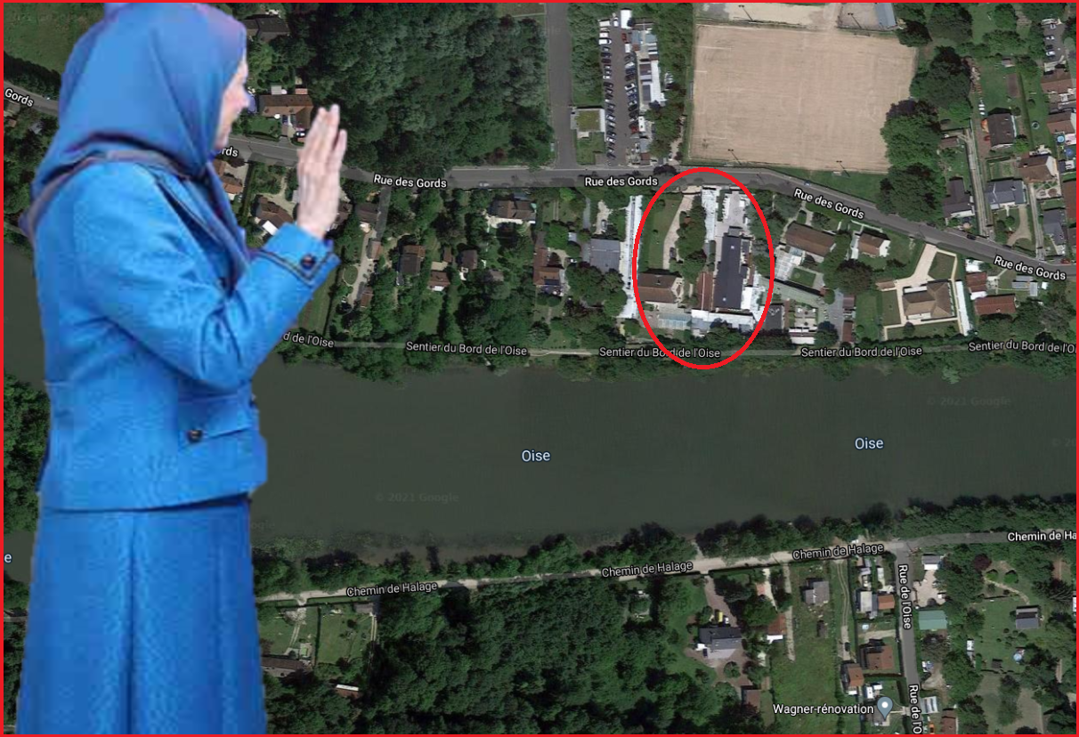 Maryam Rajavi Latest Disappearing Act - Deported From France