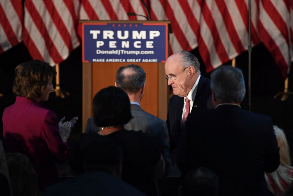 Rudy Giuliani and MEK 3