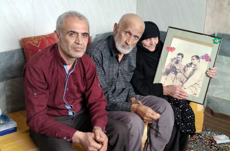 Cult of Rajavi Leaders In Albania And Hostages Families