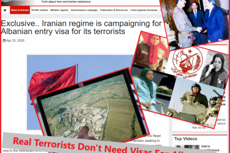 Terrorists Don't Need Albanian Visas