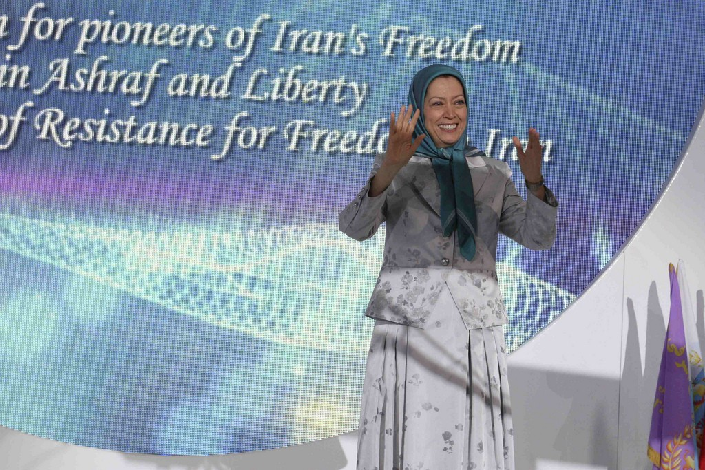 Iran MEK. The Iran Protests, Regime Change, And The MEK