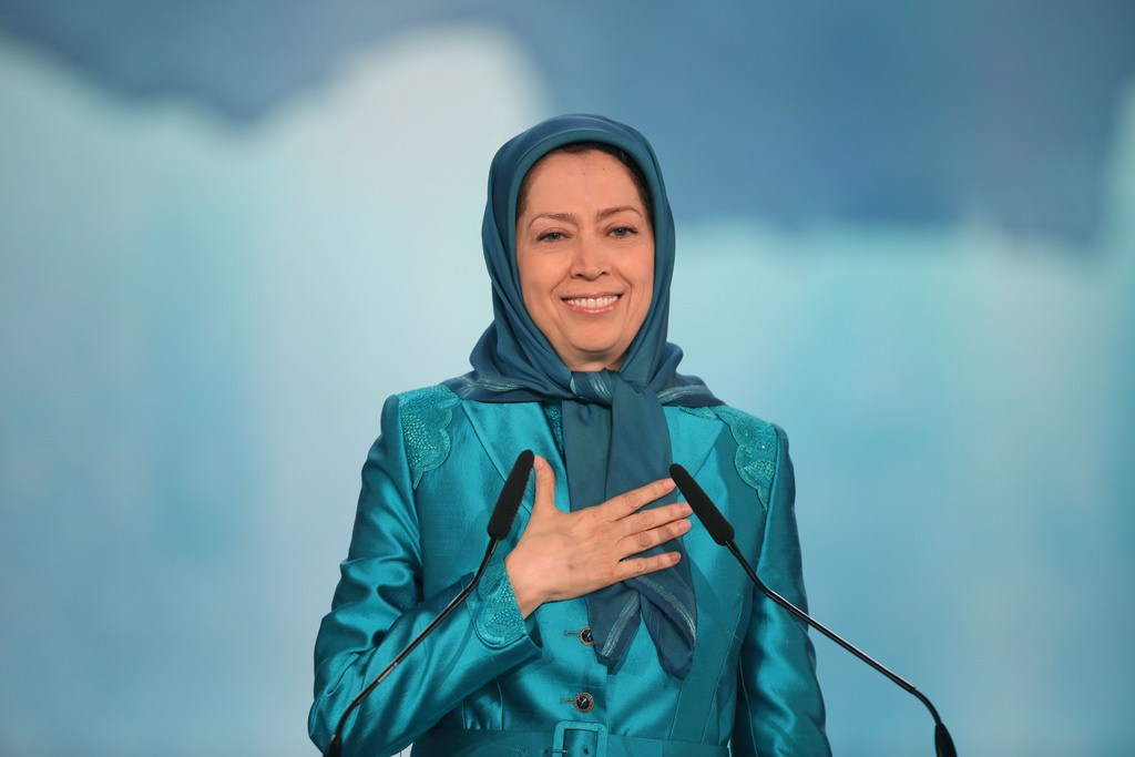 Trump Appointed Madam Maryam Rajavi (MEK) As FM Of Albania
