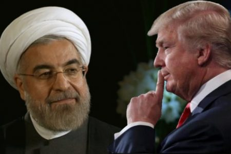 Trump wants to meet Rouhani