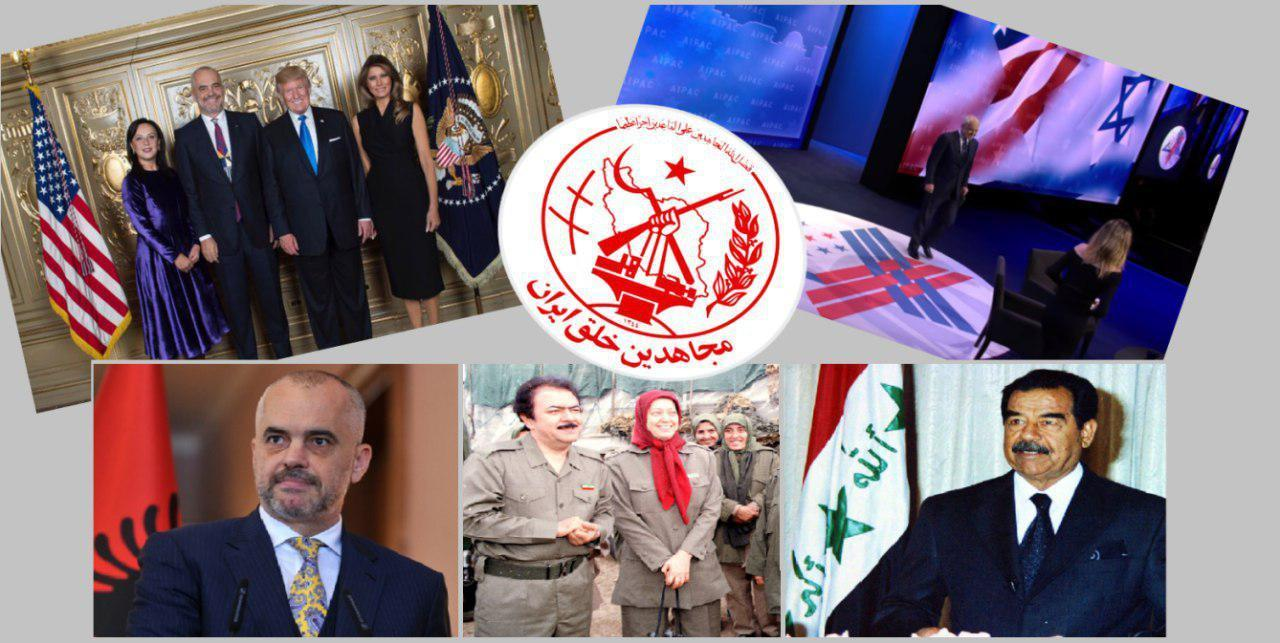 MEK Former Terrorists and USA Former Officials