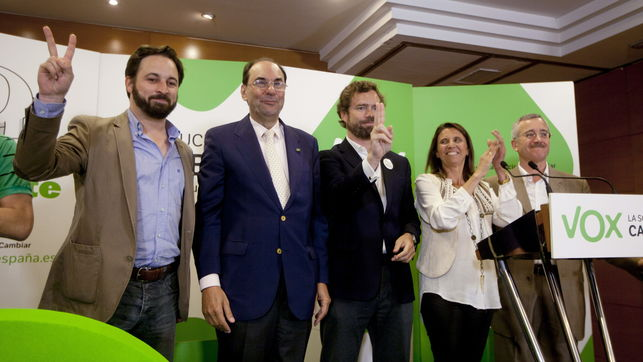 Alejo Vidal-Quadras: Vox leader Abascal approved financial support from Mojahedin Khalq (MEK) terrorists